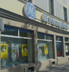 Om GE Money Bank